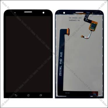 Zenfone 6 Laser Display and Touch Screen