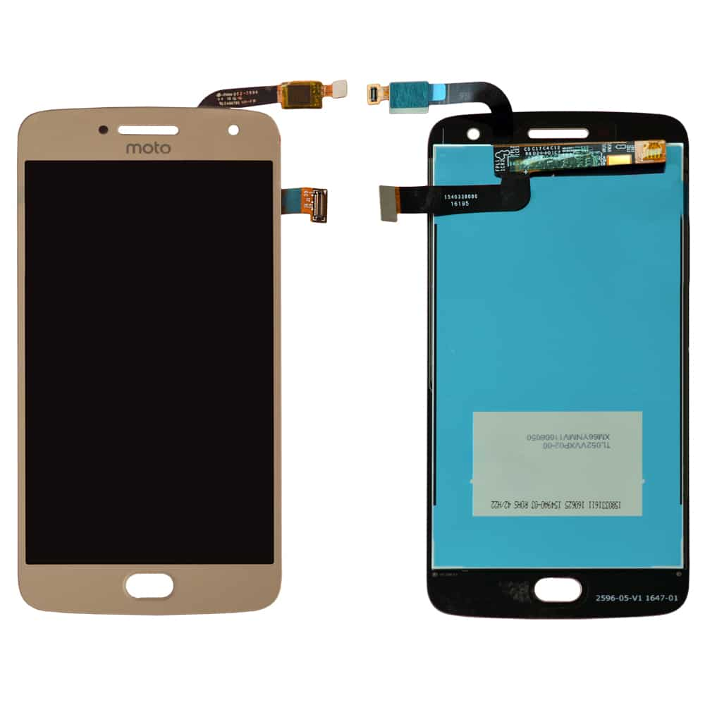 Cellphones & Telecommunications 2 Color For Motorola Moto G5 Plus Xt1686 Lcd Display Screen Touch Digitizer Mobile Phone Accessories