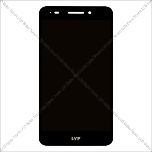 LYF Water F1 Display and Touch Screen