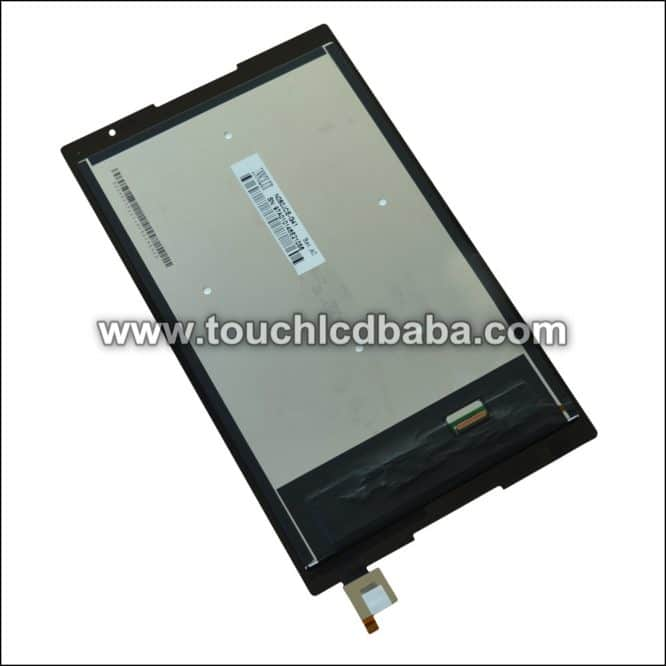 Lenovo S8-50F Display and Touch
