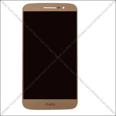 Motorola Moto M Display and Touch Screen Glass Combo XT1663 XT1662