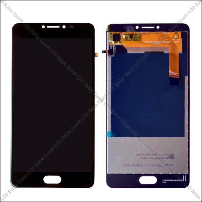 Panasonic Eluga Ray X Display