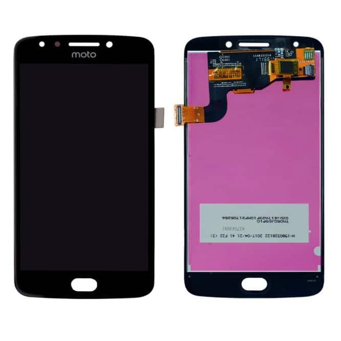 Motorola E4 Display Broken
