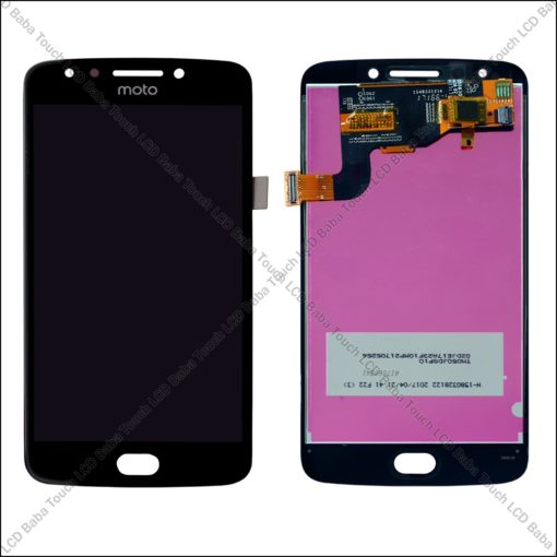 Moto E4 Display Replacement