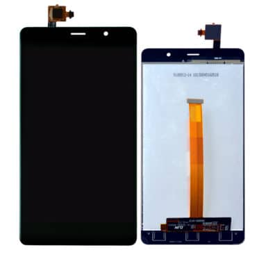 Swipe Elite Max Display and Touch