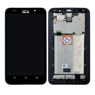 ZE550ML Display With Outer Body