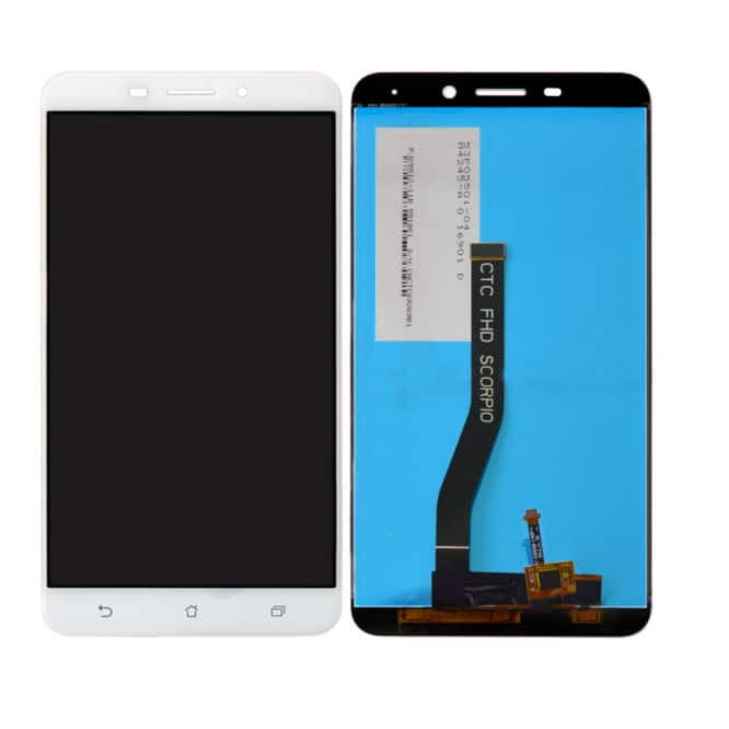 Zenfone 3 Laser Display Broken