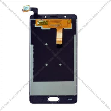 Eluga Ray Max Display and Touch