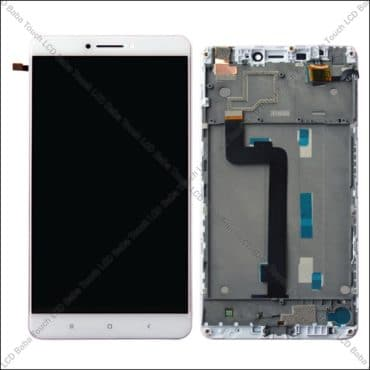 Mi Max Display With Outer Frame