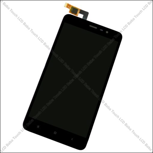 Redmi Note 3 Display and Touch With Frame
