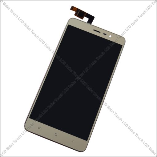 Redmi Note 3 Display and Touch With Body