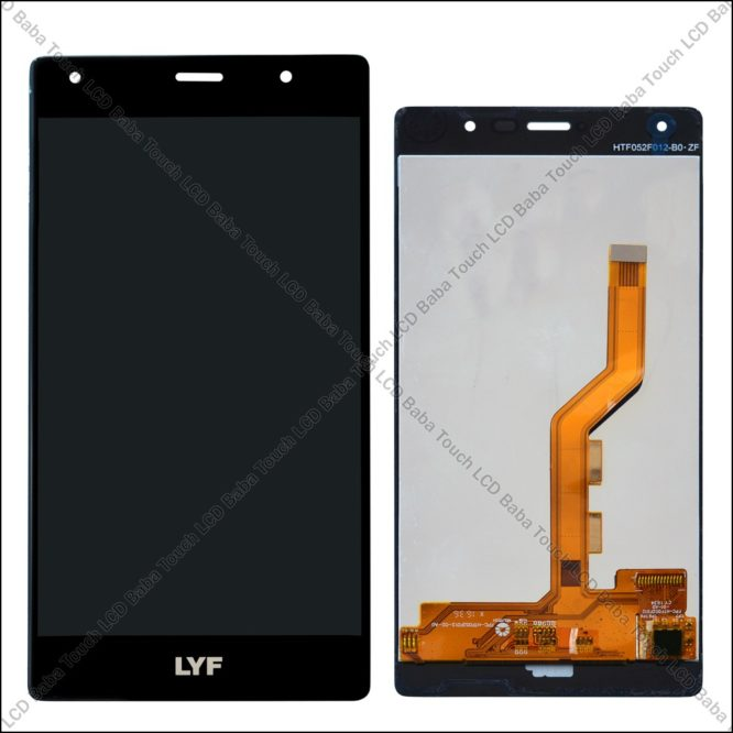 LYF Water F1s Display