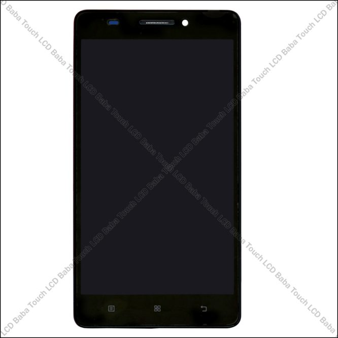 Lenovo A7000 Display and Touch Frame