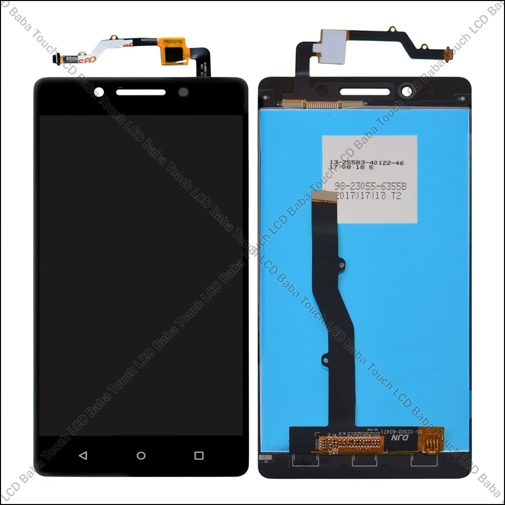 Lenovo K8 Note Display and Touch Screen Glass Combo - Touch LCD Baba