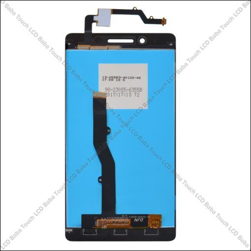 Lenovo K8 Note Display and Touch