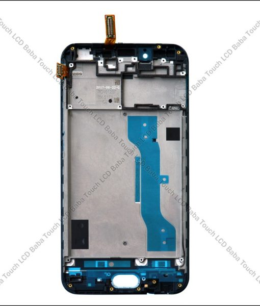 Vivo 1601 display and touch with frame