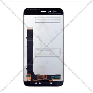 Mi A1 Display and Touch Screen Glass Combo - Touch LCD Baba