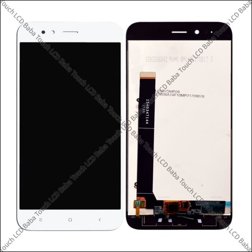 Mi A1 Display and Touch White