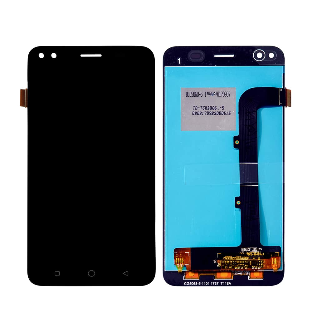 competitive price fcb36 d976f Micromax Canvas 1 C1 Display and Touch Screen Glass Combo