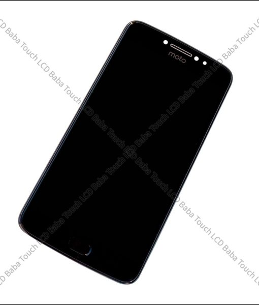 Moto E4 Plus Display and Touch With Outer body
