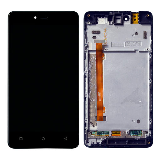 Gionee F103 Pro Black With Frame