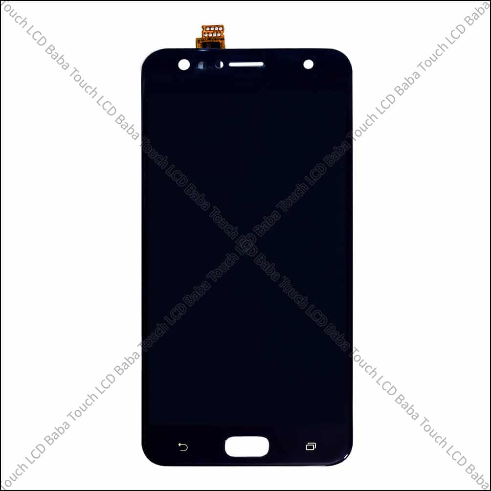 Asus Zenfone 4 Selfie Display And Touch Screen Glass Combo