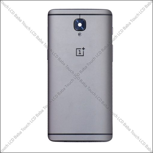Oneplus 3 Back Panel Replacement