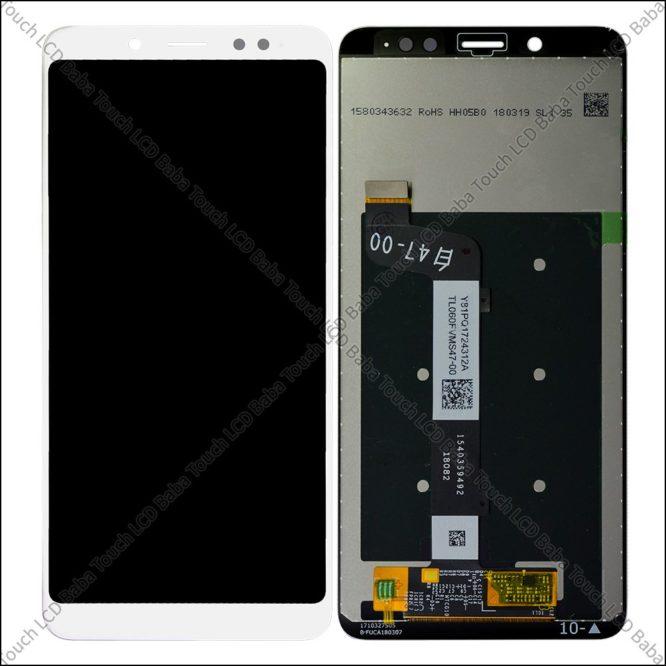 Redmi Note 5 Pro Combo White