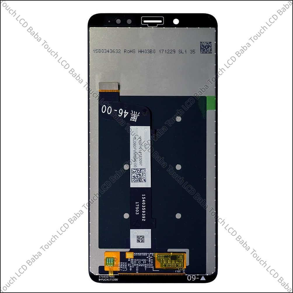 55509a72e Redmi Note 5 Pro Display and Touch Screen Glass Combo Replacement ...