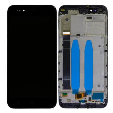 Mi A1 Display and Touch Combo Frame