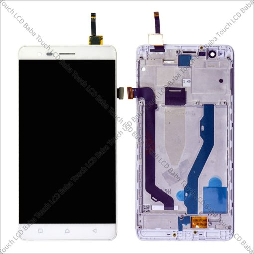 Lenovo K5 Note Folder With Frame