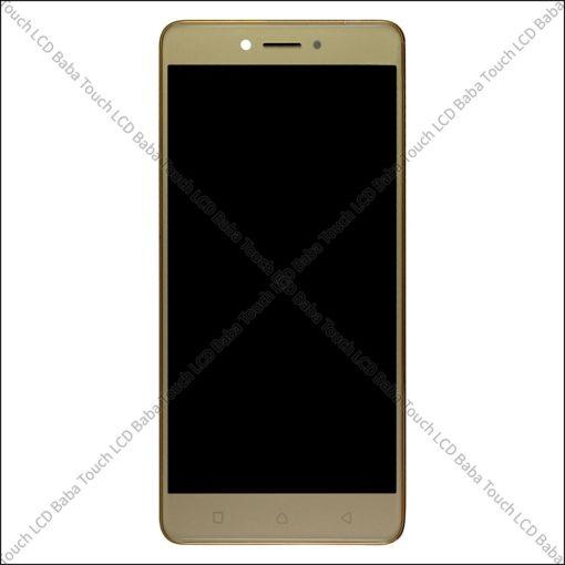 Lenovo K6 Note Display