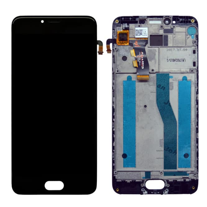 Meizu M5 Display Replacement