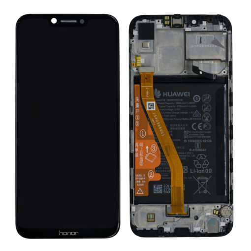 Honor Play With Outer Frame