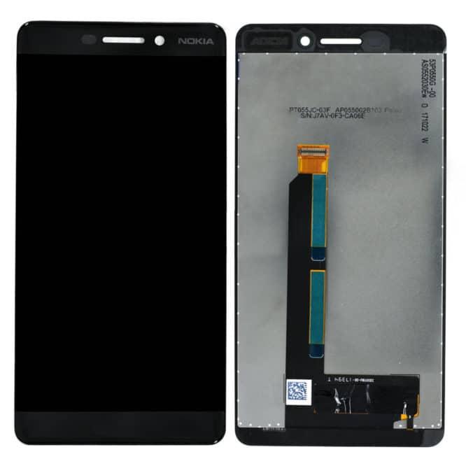 Nokia 6.1 Screen Replacement Combo