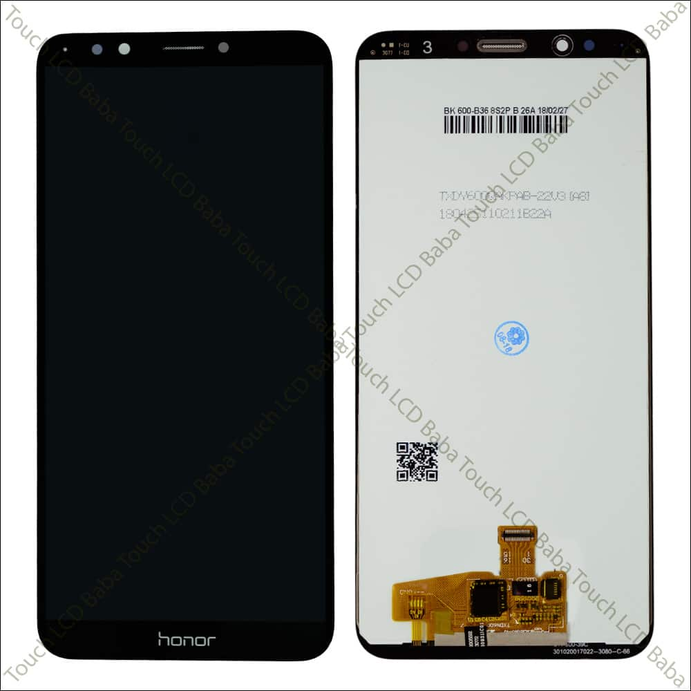 Honor 7C Display and Touch Screen Glass Replacement Combo LND-AL30 - Touch  LCD Baba