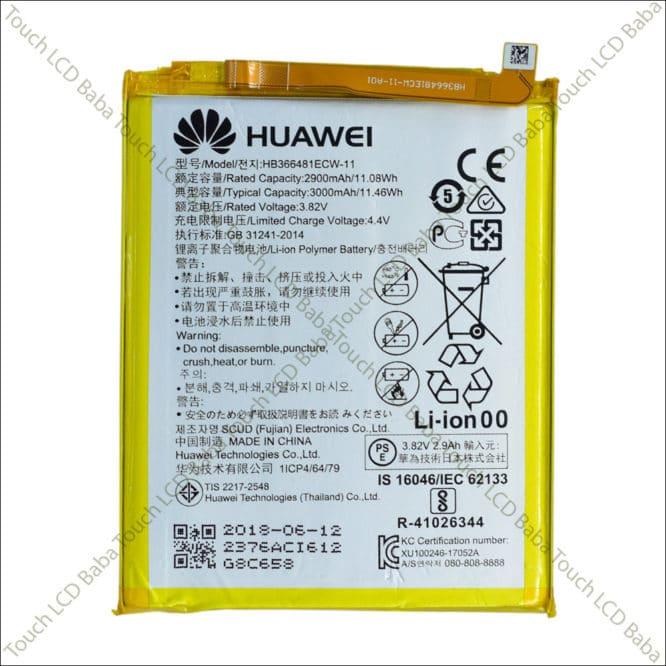 Honor 9 Lite Battery
