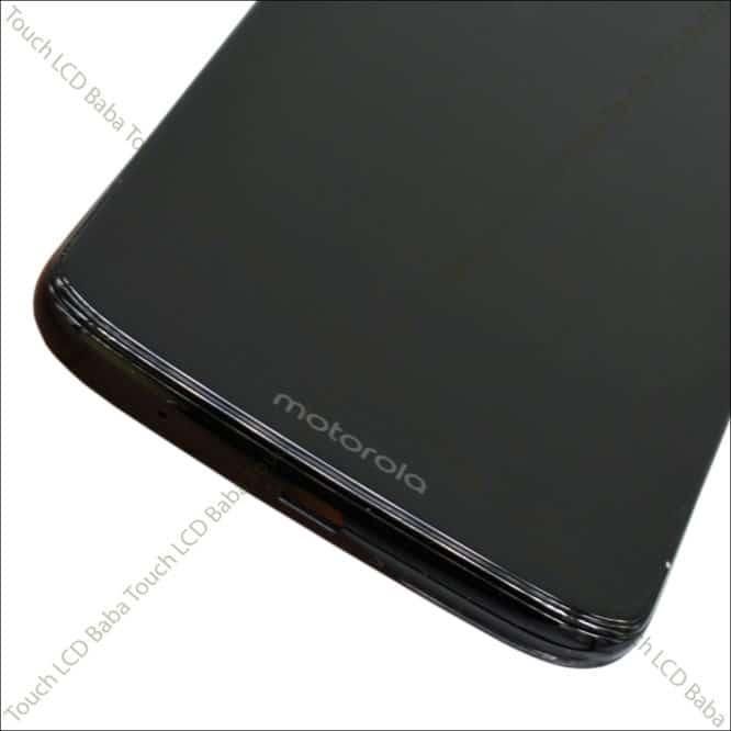 Moto E5 Plus Black With Frame