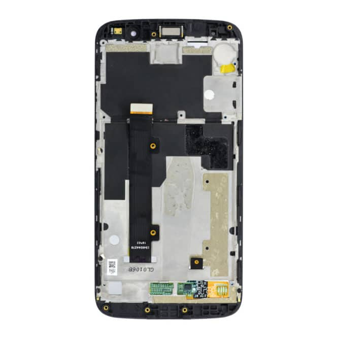 Moto M Combo Black With Frame
