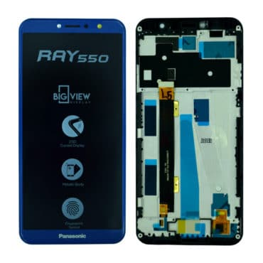 Panasonic Ray 550 Display and Touch Combo