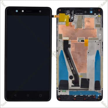 Lenovo K8 Plus With Frame