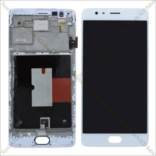 One Plus Three Screen Replacement