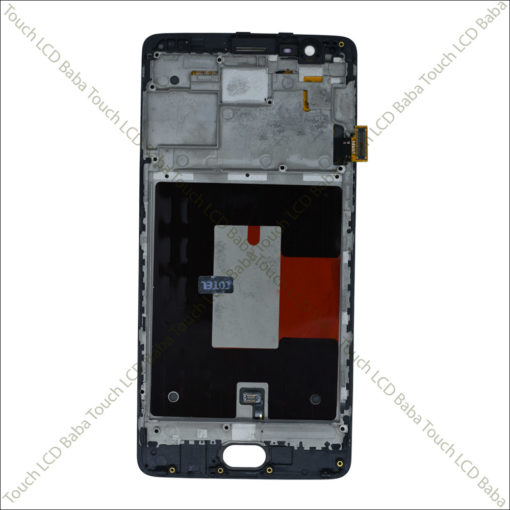 One Plus Three Combo With Outer Frame Black
