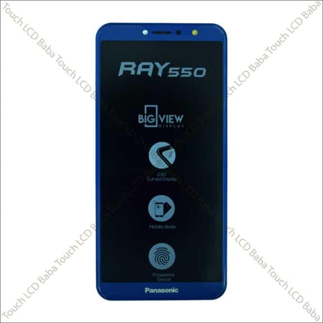 Panasonic Ray 550 Display Broken