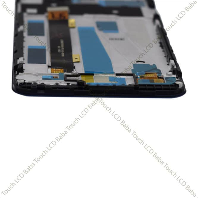 Panasonic Ray 550 Display Damaged