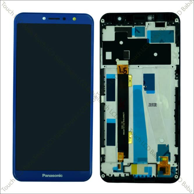 Panasonic Ray 550 Folder Damaged