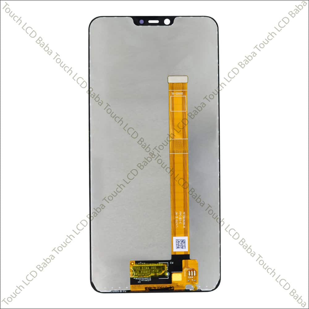 RealMe 2 Display and Touch Screen Glass Combo Replacement RMX1805 - Touch  LCD Baba