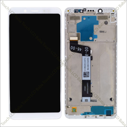 Redmi Note 5 Pro With Outer Frame