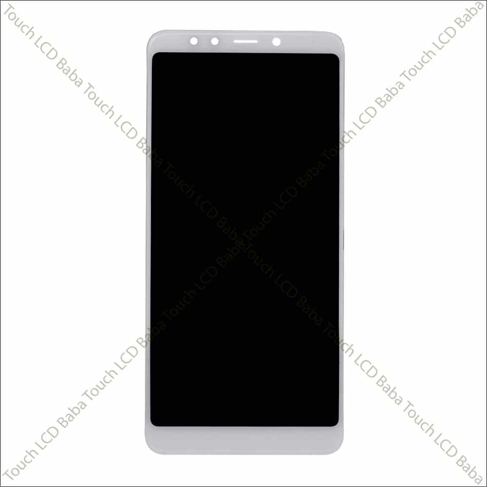 Redmi 5 Display and Touch Screen Glass Combo Replacement