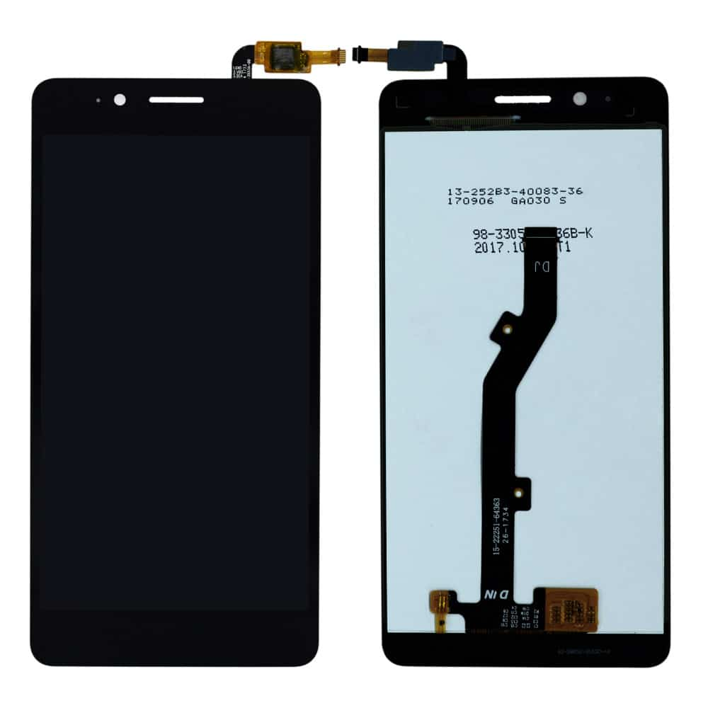 10 or D Display and Touch Screen Glass Combo Replacement